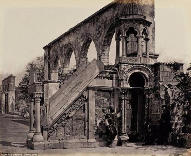 156 yıl önce Kudüs ve Mescid-i Aksa 10