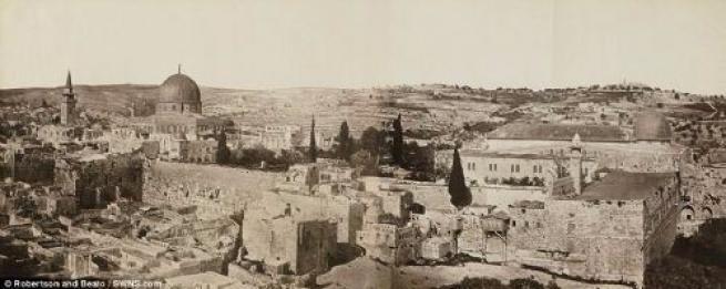 156 yıl önce Kudüs ve Mescid-i Aksa 6
