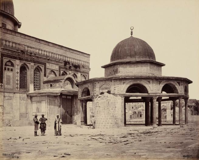 156 yıl önce Kudüs ve Mescid-i Aksa 9