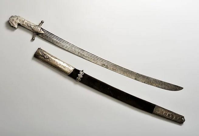 İşte Türkler 3 kıtaya bu kılıçlarla hükmetti 18