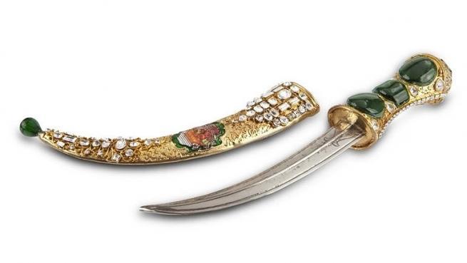 İşte Türkler 3 kıtaya bu kılıçlarla hükmetti 6