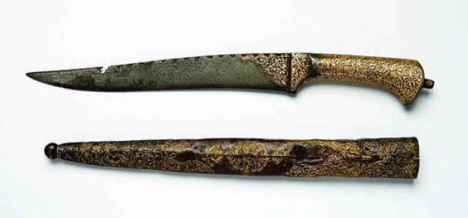 İşte Türkler 3 kıtaya bu kılıçlarla hükmetti 8