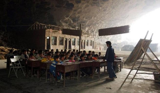 Dünyanın en tuhaf okulları 17