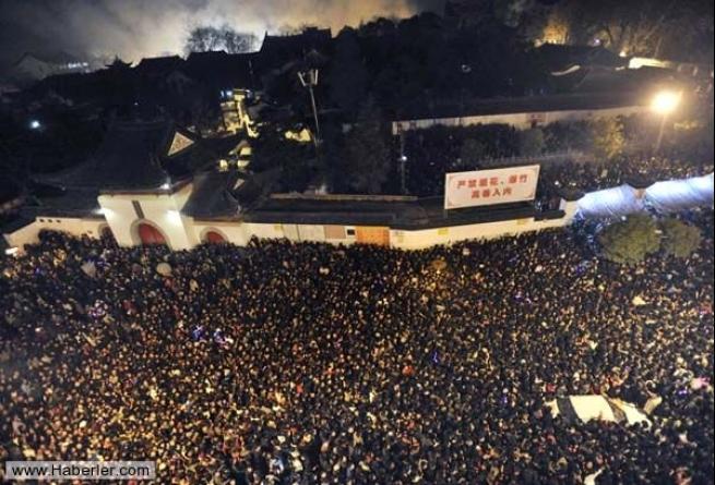 Çin'in Önlenemez Nüfus Artışının Kanıtı 20 Fotoğraf 1