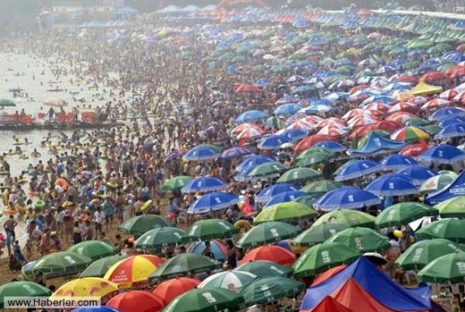 Çin'in Önlenemez Nüfus Artışının Kanıtı 20 Fotoğraf 10
