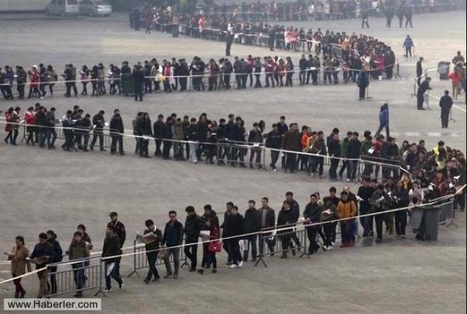 Çin'in Önlenemez Nüfus Artışının Kanıtı 20 Fotoğraf 13