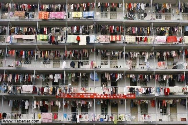 Çin'in Önlenemez Nüfus Artışının Kanıtı 20 Fotoğraf 19