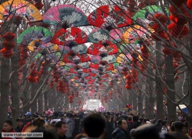 Çin'in Önlenemez Nüfus Artışının Kanıtı 20 Fotoğraf 8