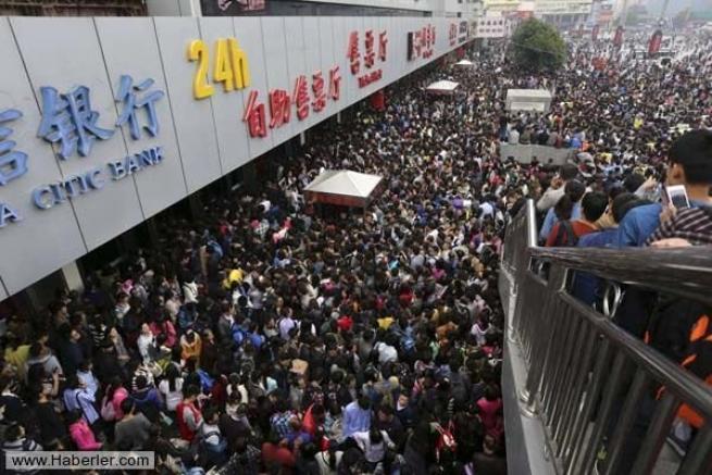 Çin'in Önlenemez Nüfus Artışının Kanıtı 20 Fotoğraf 9