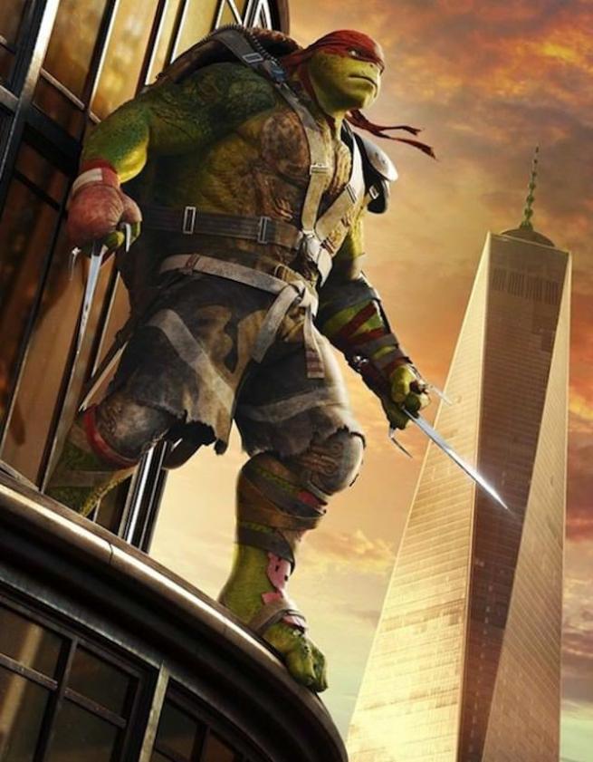 Ninja Kaplumbağalar dönüyor 10