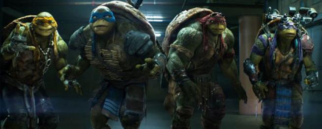 Ninja Kaplumbağalar dönüyor 7