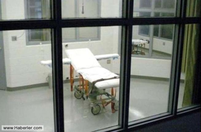 Amerika'nın kan donduran 25 idam odası 13