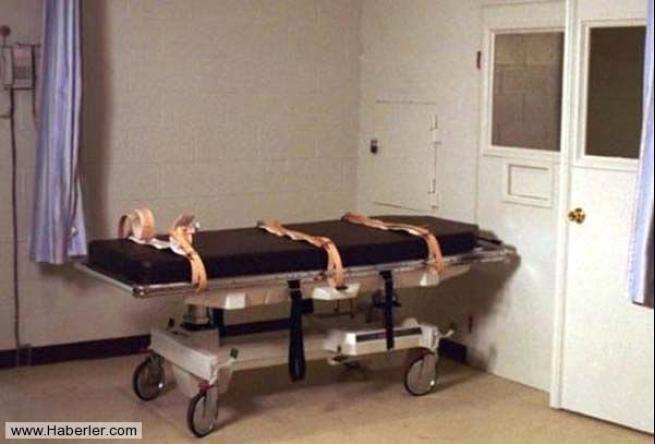 Amerika'nın kan donduran 25 idam odası 14