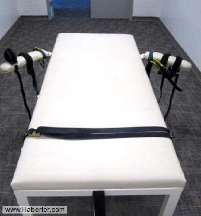 Amerika'nın kan donduran 25 idam odası 15