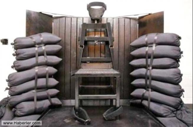 Amerika'nın kan donduran 25 idam odası 16
