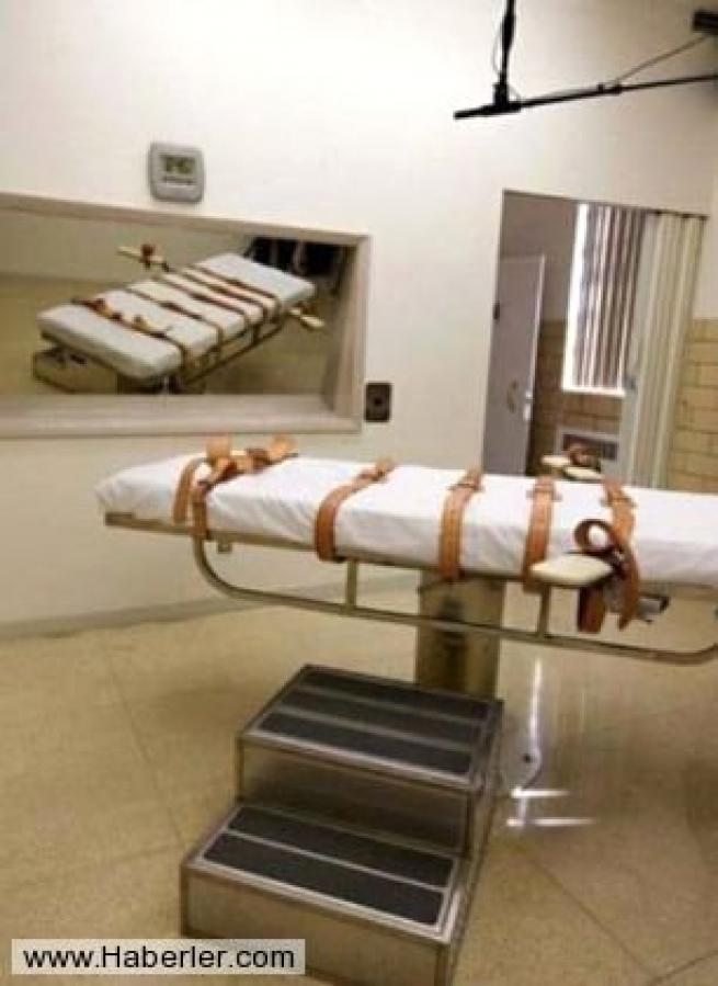Amerika'nın kan donduran 25 idam odası 20