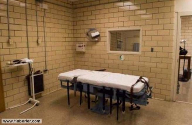 Amerika'nın kan donduran 25 idam odası 22