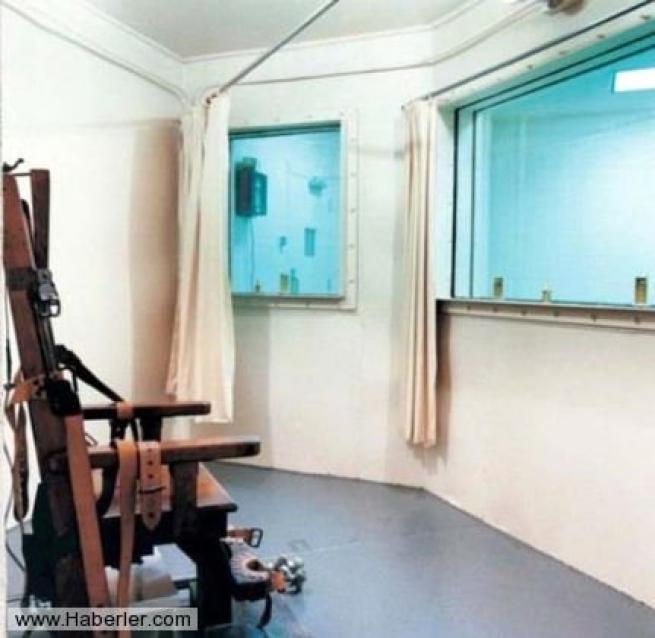 Amerika'nın kan donduran 25 idam odası 9
