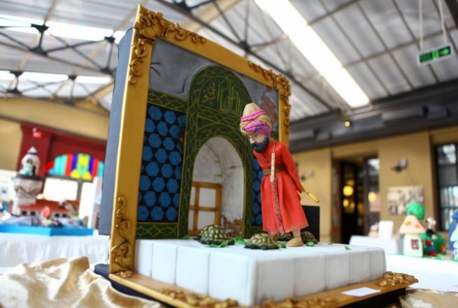 Pastacılık festivali İstanbul'da başladı 9