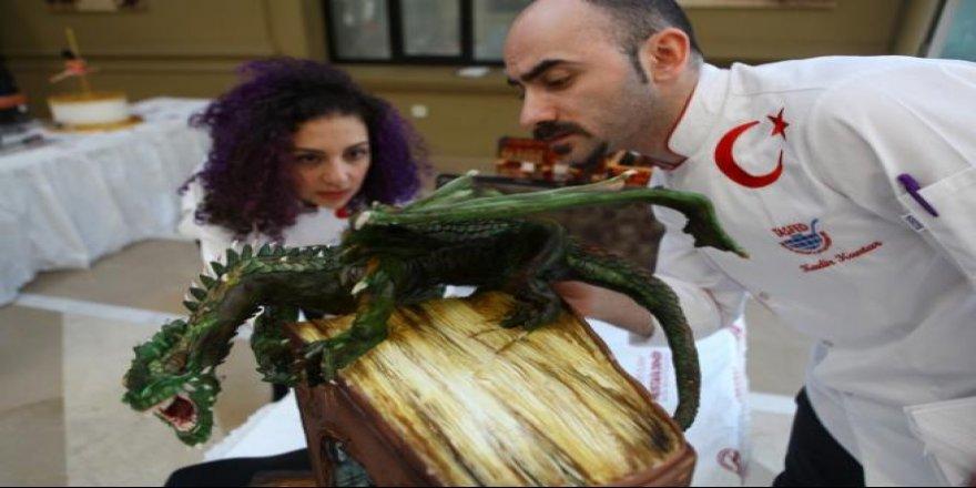 Pastacılık festivali İstanbul'da başladı