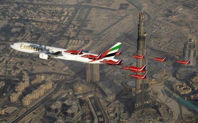 Bunlar sadece Dubai'de 18