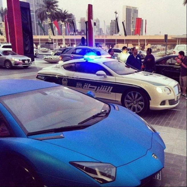 Bunlar sadece Dubai'de 20