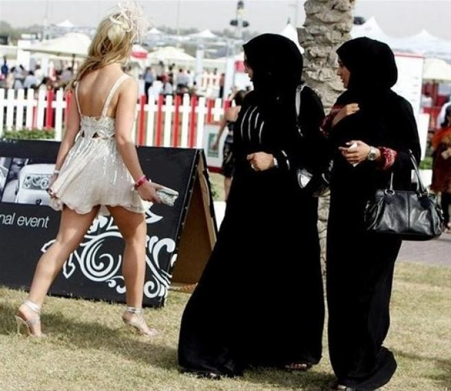 Bunlar sadece Dubai'de 38