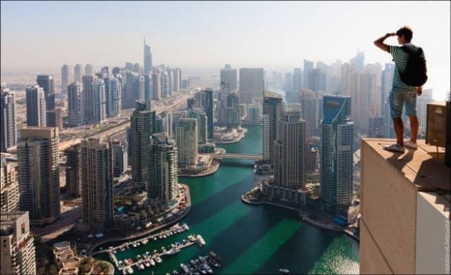 Bunlar sadece Dubai'de 5