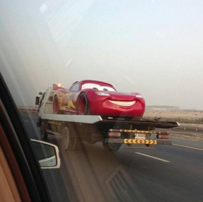 Bunlar sadece Dubai'de 8
