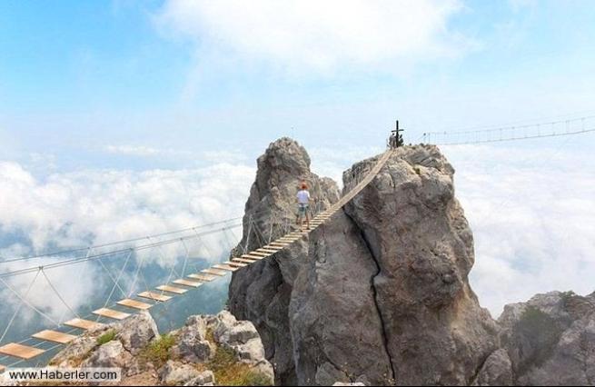 Dünyanın en korkunç 10 köprüsü 10