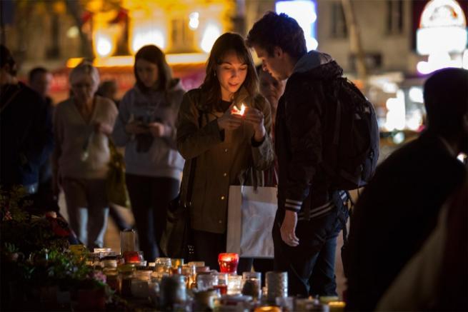 Fransa'da 'gece ayakta' eylemi 11