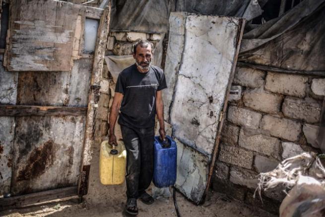 Gazze'deki içme suyu sorunu 2