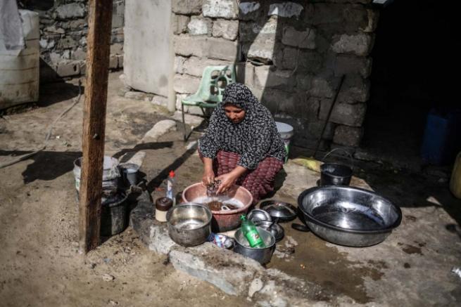 Gazze'deki içme suyu sorunu 9