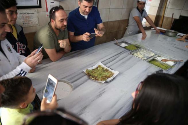 Gaziantep'in katmeri ilgi odağı oldu 6