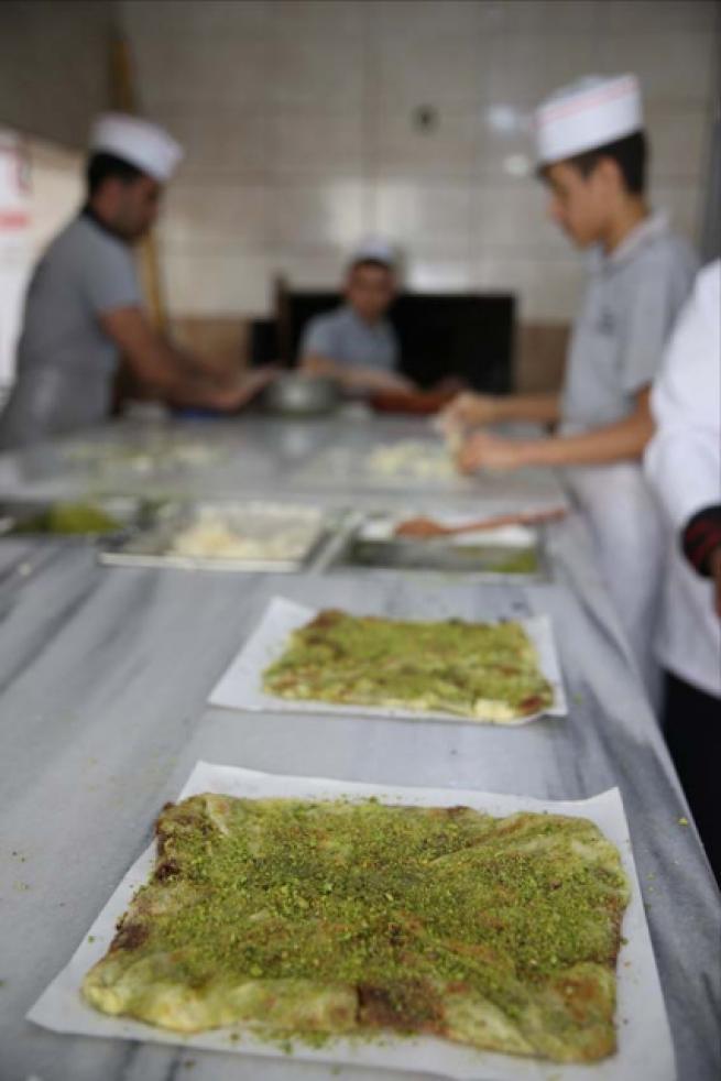 Gaziantep'in katmeri ilgi odağı oldu 9