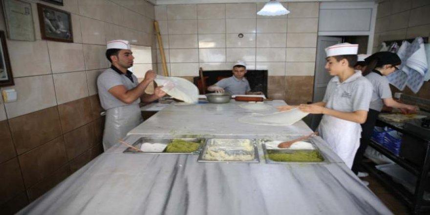 Gaziantep'in katmeri ilgi odağı oldu