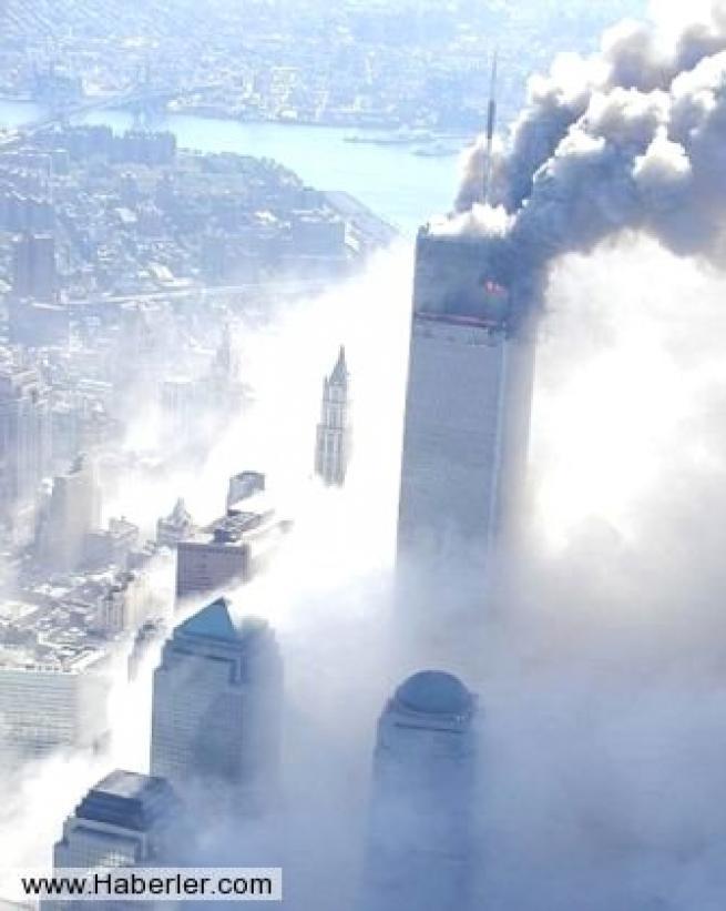 11 Eylül saldırısının hiç yayınlanmamış Bush fotoğrafları 12