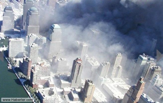11 Eylül saldırısının hiç yayınlanmamış Bush fotoğrafları 13
