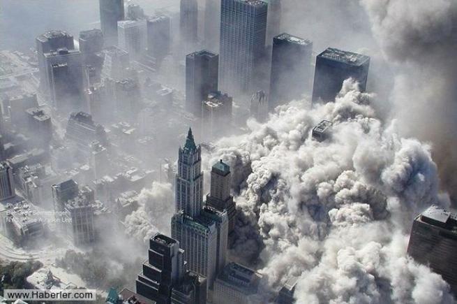 11 Eylül saldırısının hiç yayınlanmamış Bush fotoğrafları 14