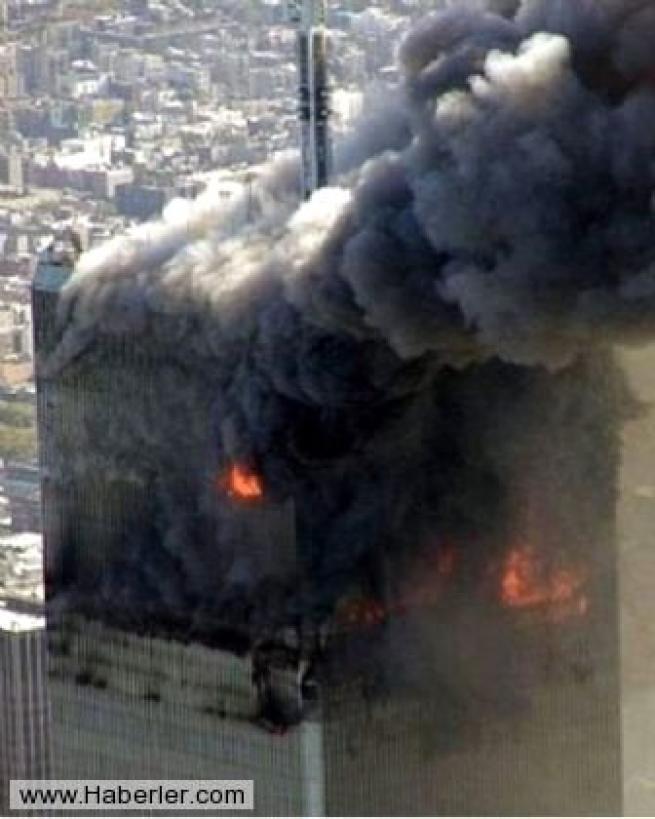 11 Eylül saldırısının hiç yayınlanmamış Bush fotoğrafları 6