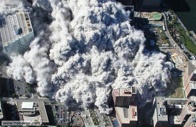 11 Eylül saldırısının hiç yayınlanmamış Bush fotoğrafları 7