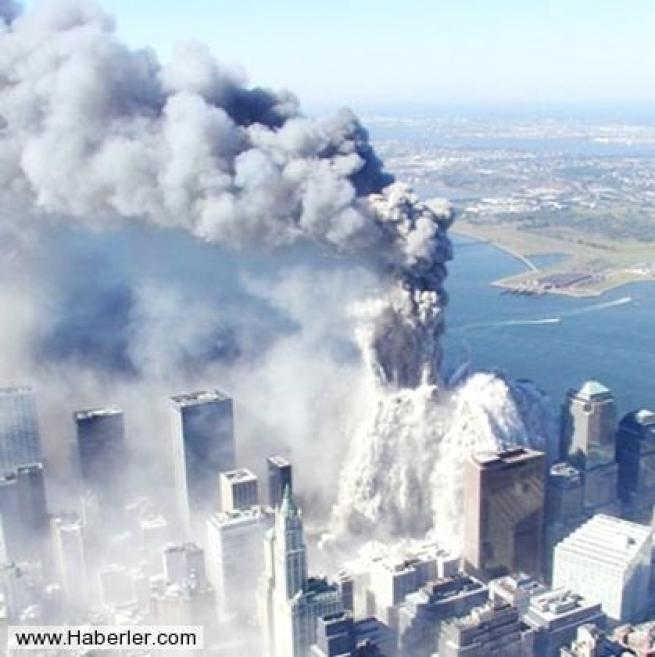 11 Eylül saldırısının hiç yayınlanmamış Bush fotoğrafları 8