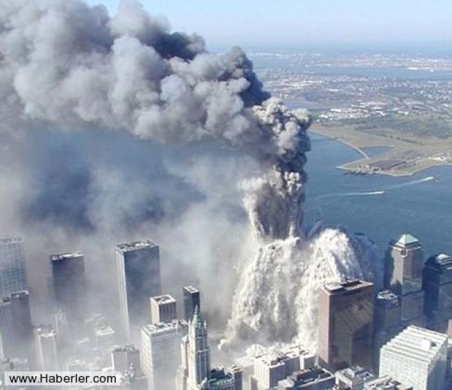 11 Eylül saldırısının hiç yayınlanmamış Bush fotoğrafları 9