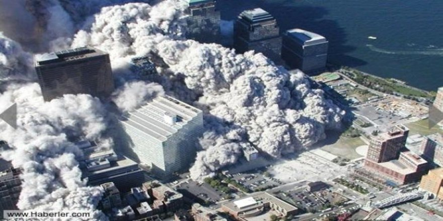 11 Eylül saldırısının hiç yayınlanmamış Bush fotoğrafları