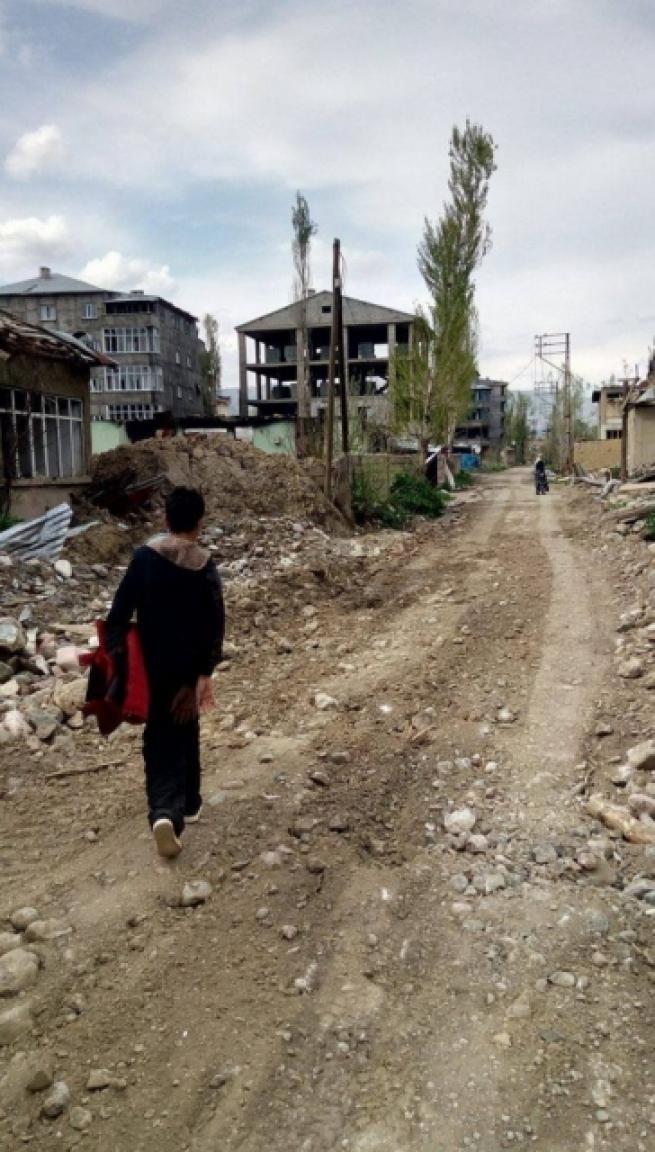 İşte çatışmaların yaşandığı Yüksekova sokakları 5