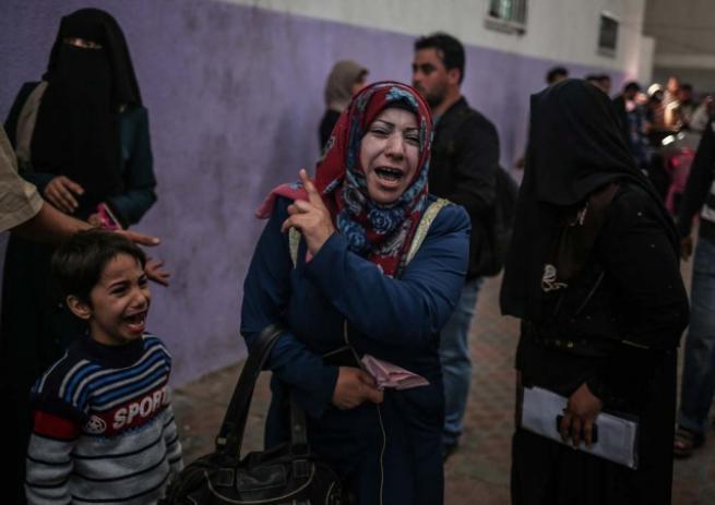 Refah Sınır Kapısı 'geçici' olarak açıldı 10