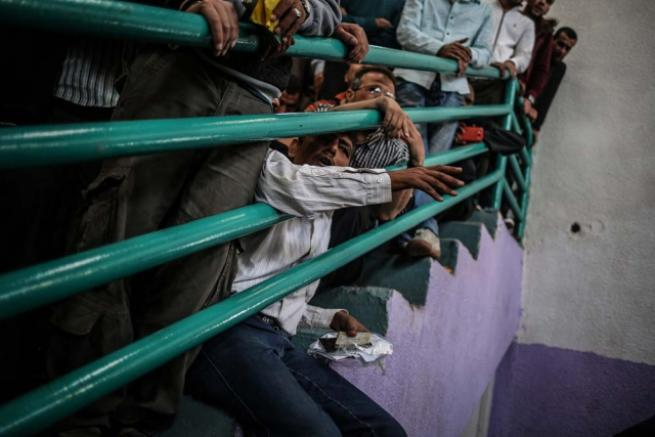Refah Sınır Kapısı 'geçici' olarak açıldı 11