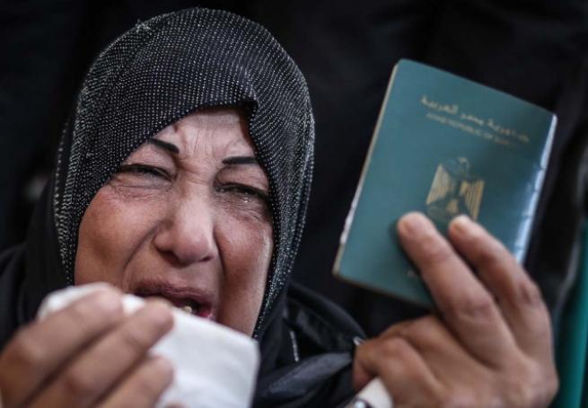 Refah Sınır Kapısı 'geçici' olarak açıldı 6