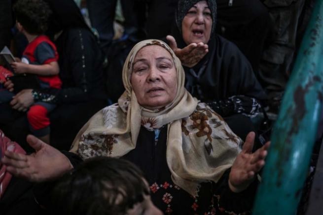 Refah Sınır Kapısı 'geçici' olarak açıldı 7