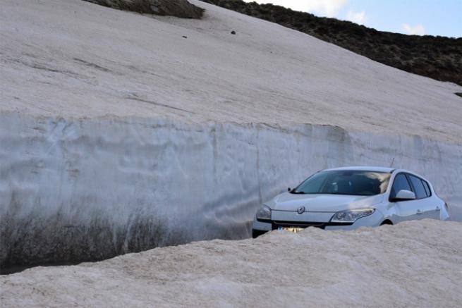 Kar kalınlığı halen 5 metre 2